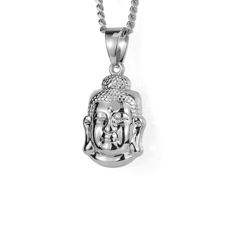 Buddha God Necklace