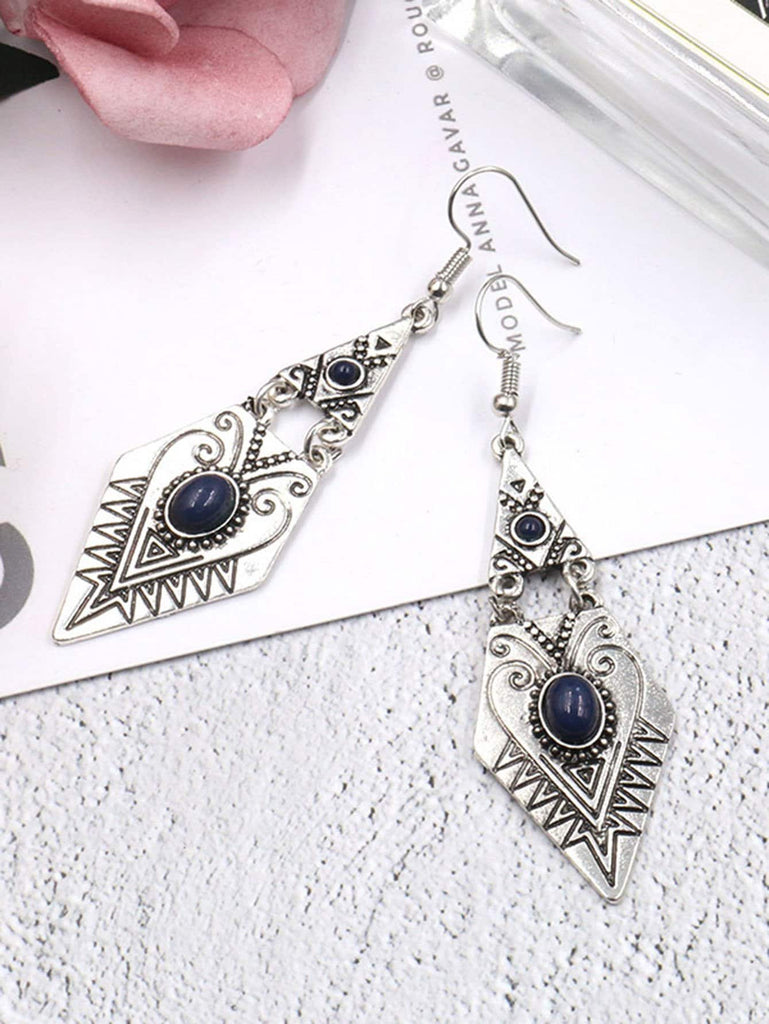 Sterling Statement Earrings