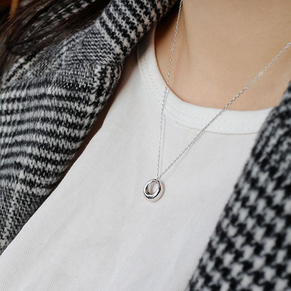 Beloved Minimalist Geo Necklace