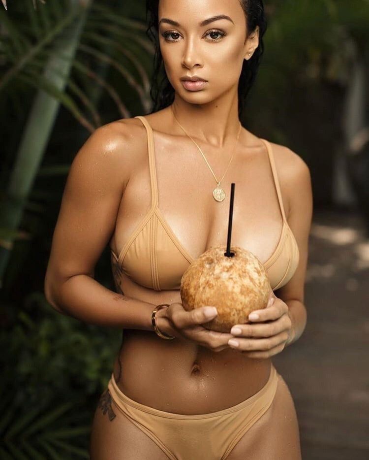 Draya Beach to Red Carpet 💕 - House of Fine Gold