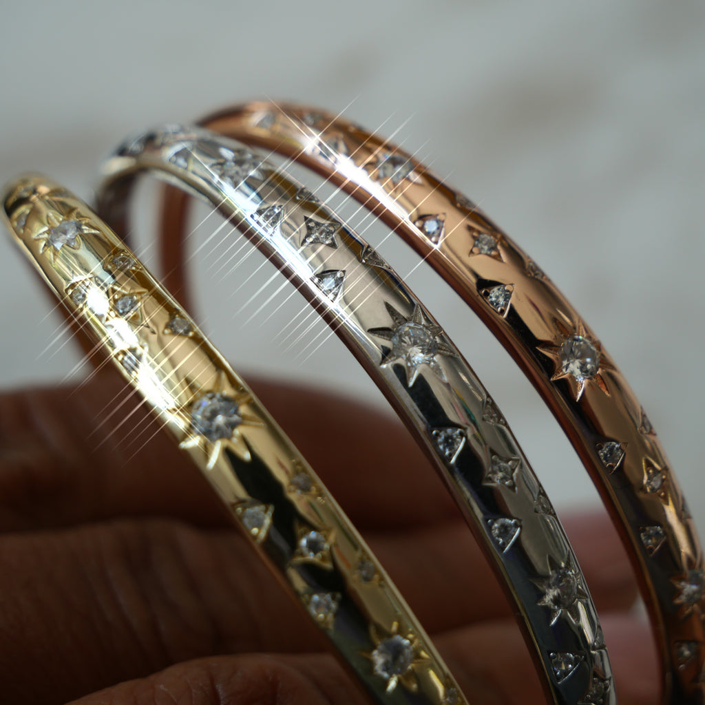 Dreamy Bangle Set of 3