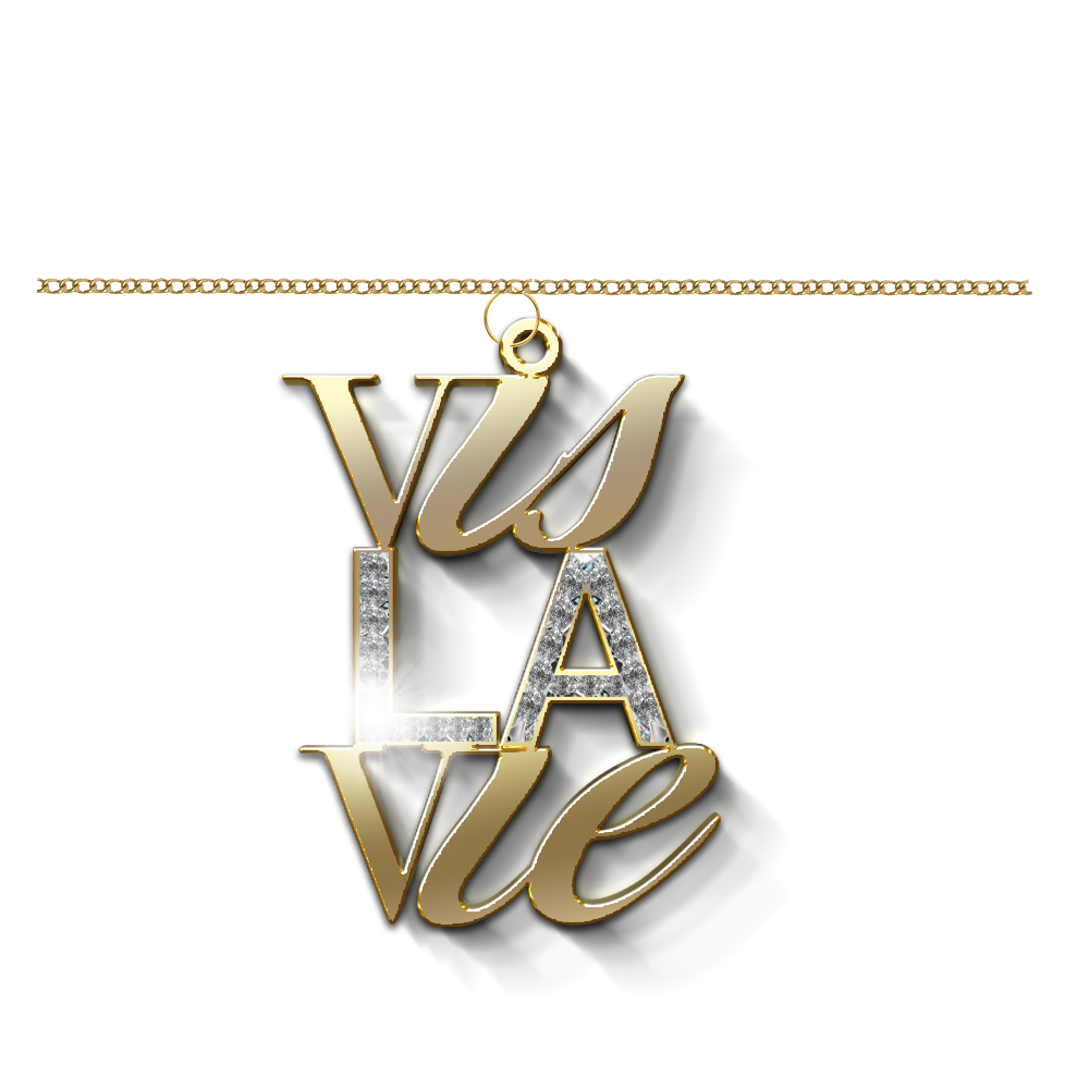 "Diamond ""vis LA vie"" - House of Fine Gold"