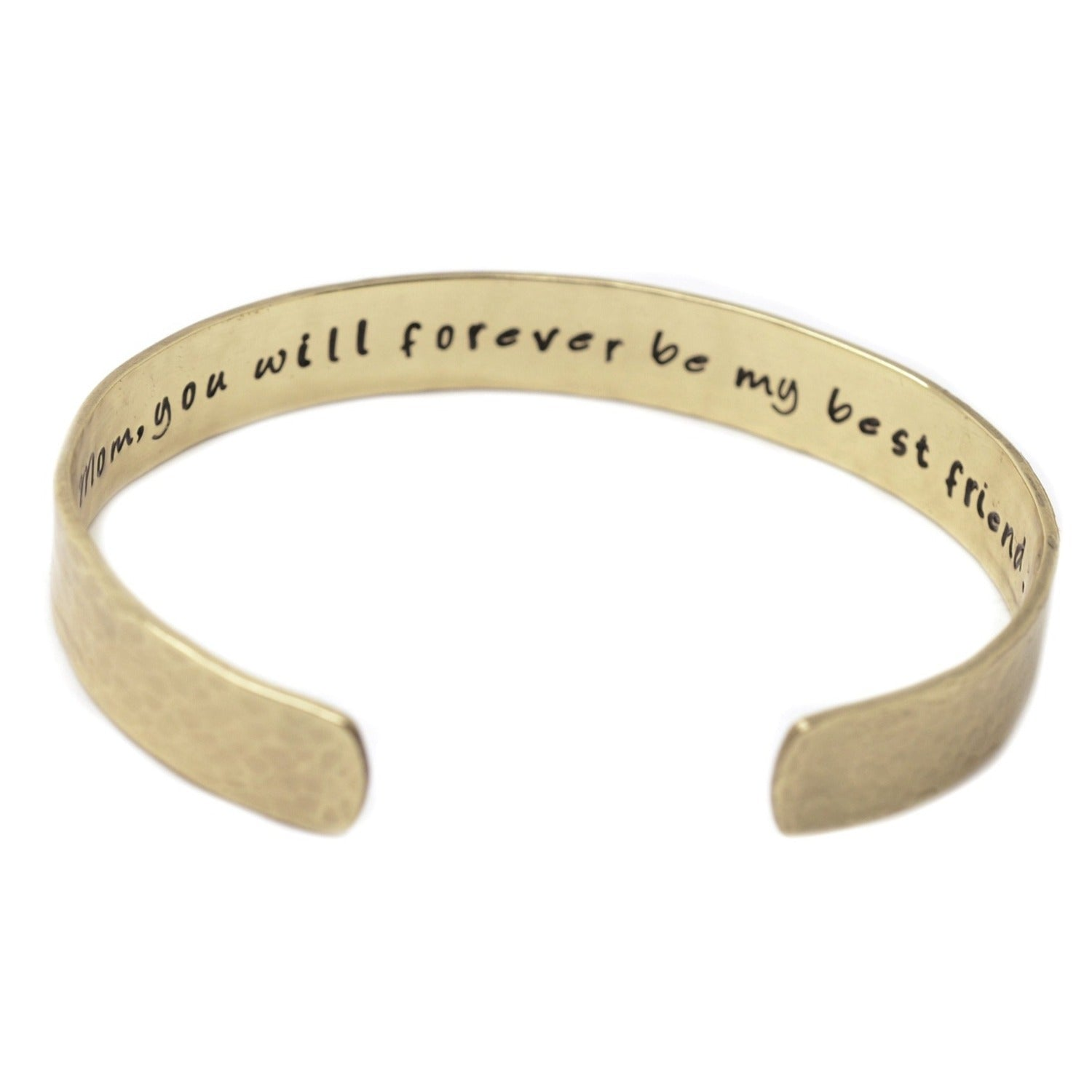 "Personalized Cuff Bracelet - 3/8"" - Love It Personalized"