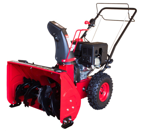DB7622E 22 in. 2-Stage Electric Start Self-Propelled Gas Snow Blower