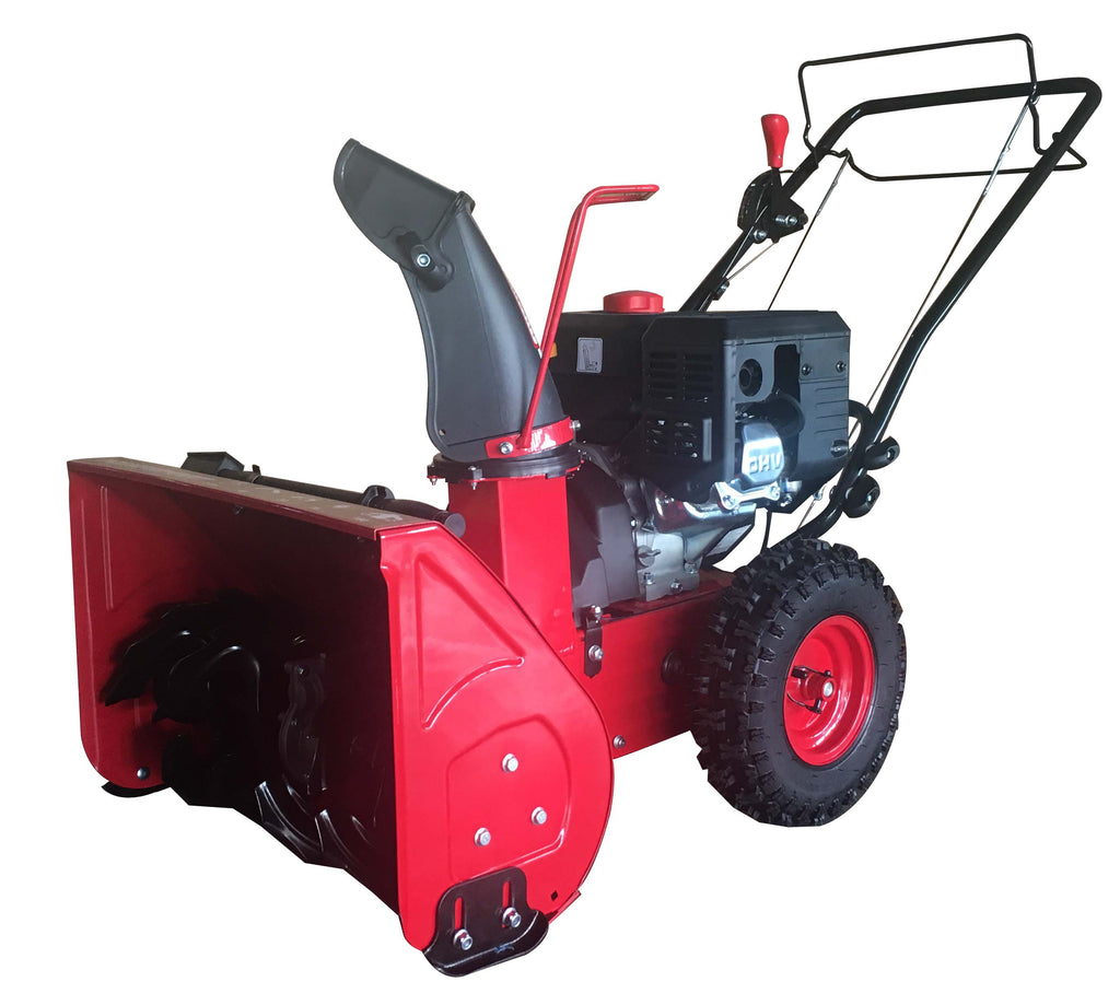 DB7622H 22 in. 2-Stage Manual Start Self-Propelled Gas Snow Blower