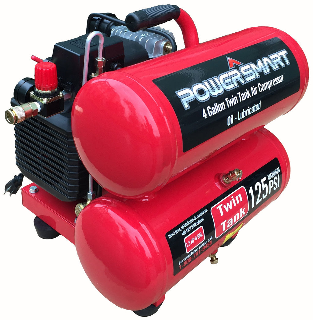 PS60 4-Gallon Air Compressor