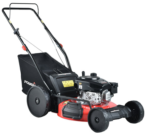 PS7218PR 21 in. 3-in-1 170cc Gas Push Lawn Mower