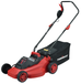 PS76215A 36V Lithium-Ion Cordless Lawn Mower with 3 Ah Battery and Charger
