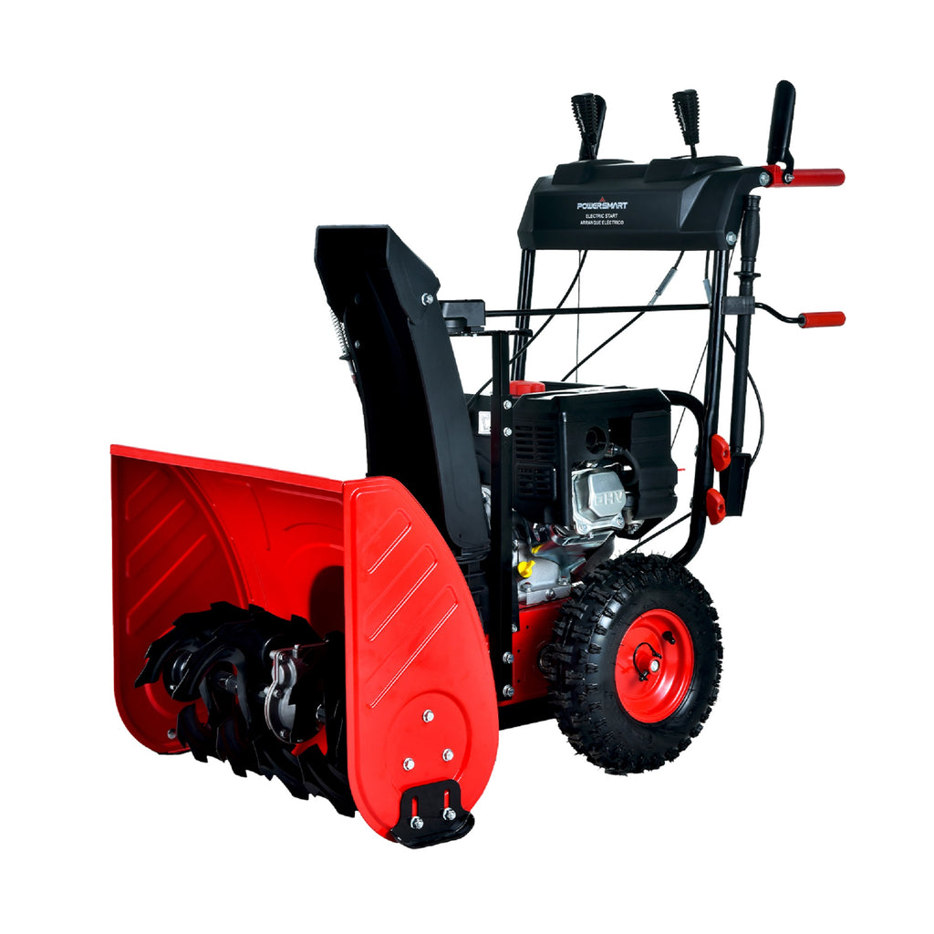 PSS2240 24 in. 212cc 2-Stage Electric Start Gas Snow Blower