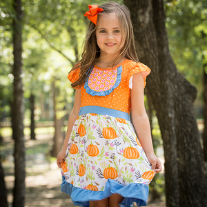 Fall Harvest Dress