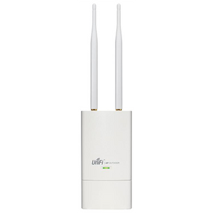 Ubiquiti - UniFi Wireless-N Outdoor Access Point - White