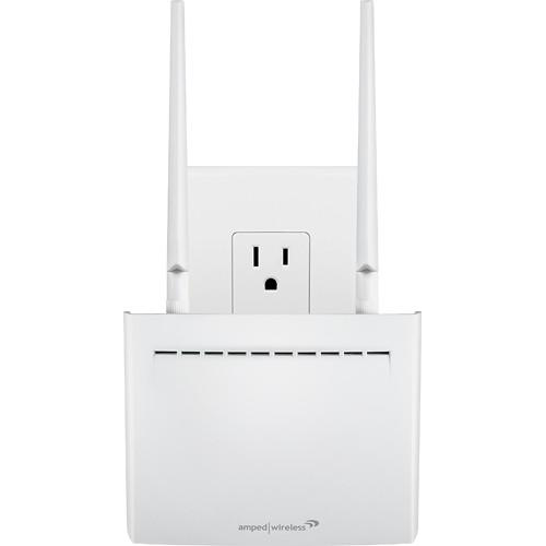 High Power AC2600 Plug-In Wi-Fi Range Extender - White