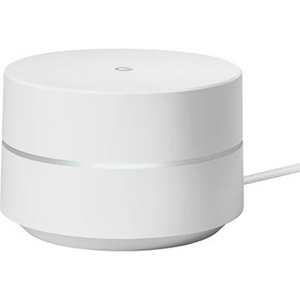 Google - Google Wifi AC1200 Dual-Band Wi-Fi Router - White