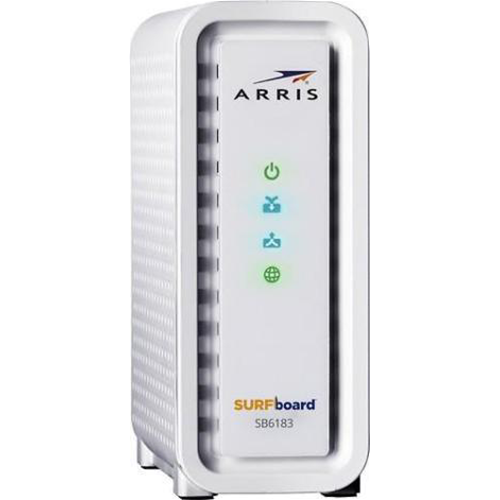 ARRIS - DOCSIS 3.0 Cable Modem - White