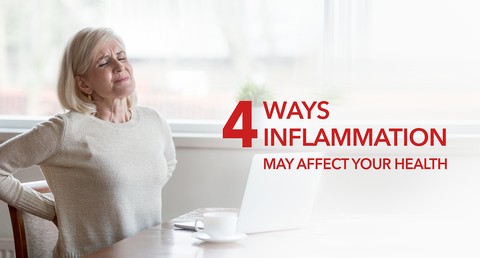 4 Ways Inflammation May Affect Your Health