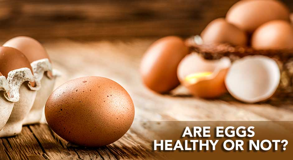 Are Eggs Healthy or Not?