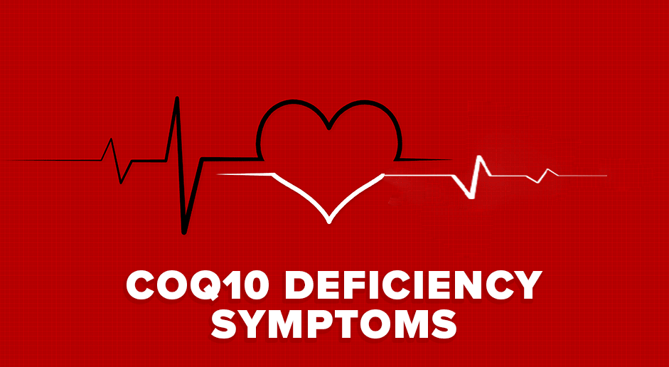CoQ10 Deficiency Symptoms