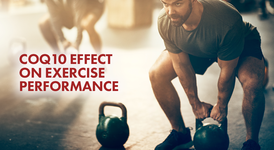CoQ10 Effect on Exercise Performance