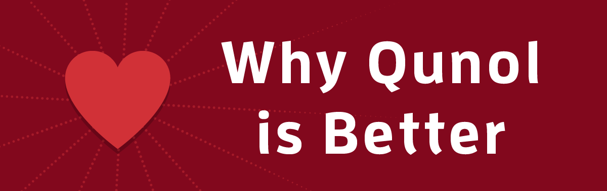 Why Qunol is the Better CoQ10 [Infographic]