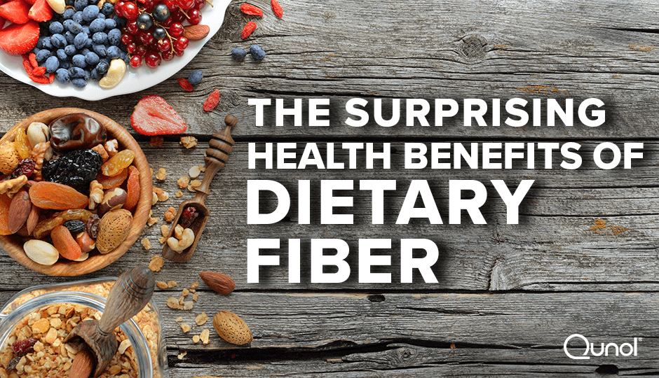 The Surprising Health Benefits of Dietary Fiber