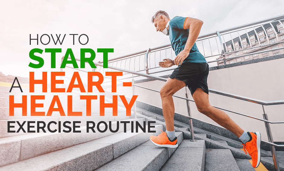 How to Start a Heart-Healthy Exercise Routine
