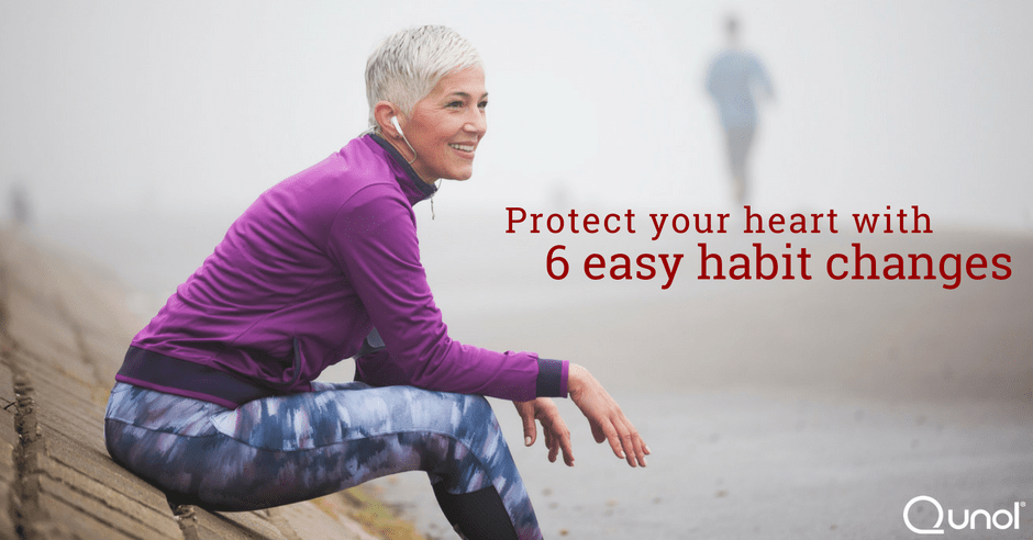 Protect Your Heart With Six Easy Habit Changes