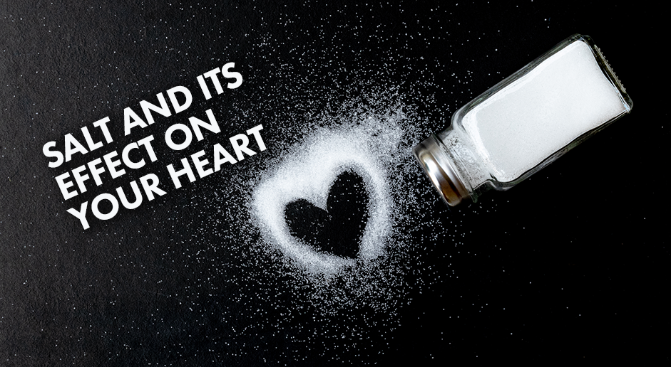 Salt & Its Effect On Your Heart Rate