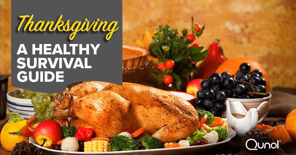 Thanksgiving: A Healthy Survival Guide