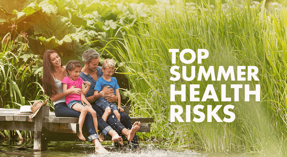 Top Summer Health Risks