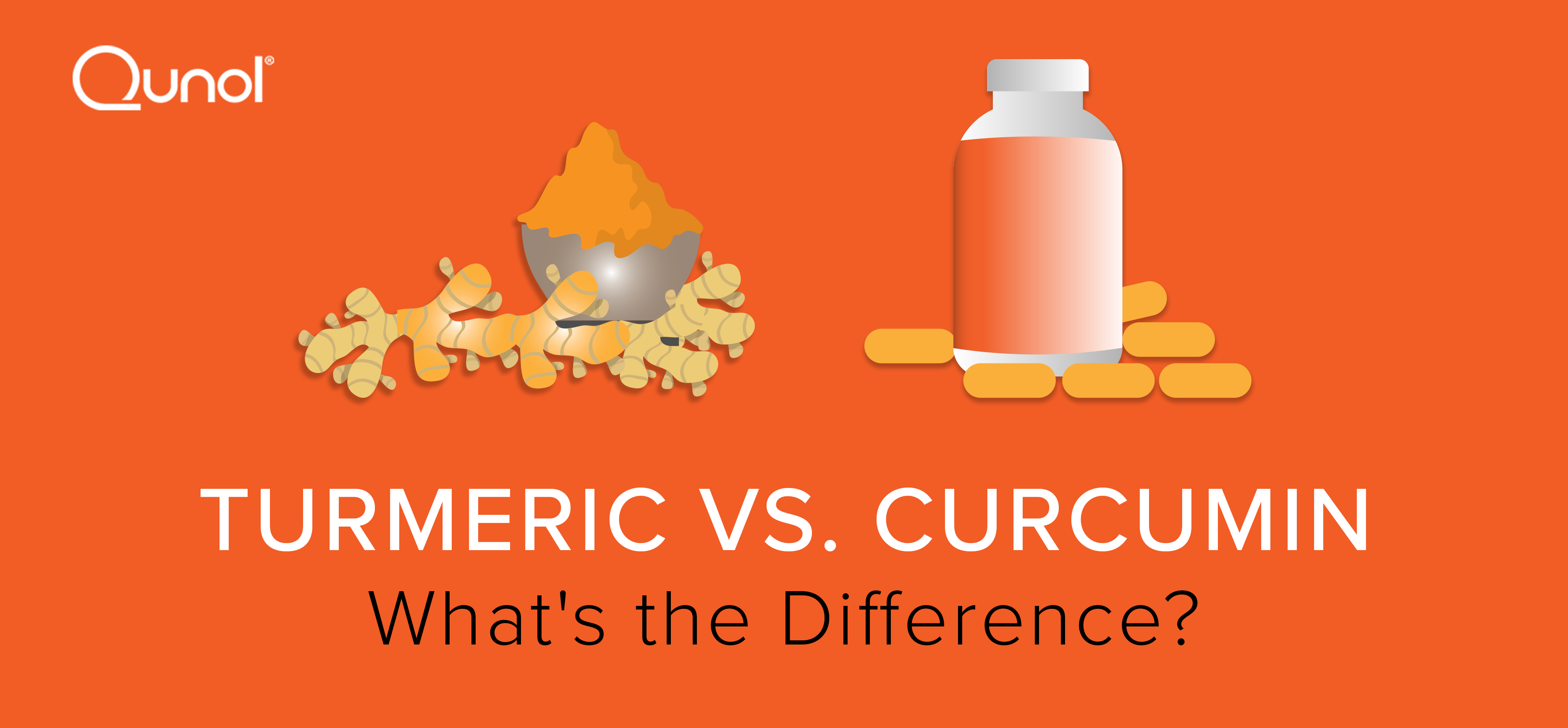 Turmeric vs. Curcumin: What's the Difference?