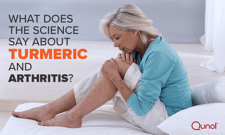 What does the science say about turmeric and arthritis?