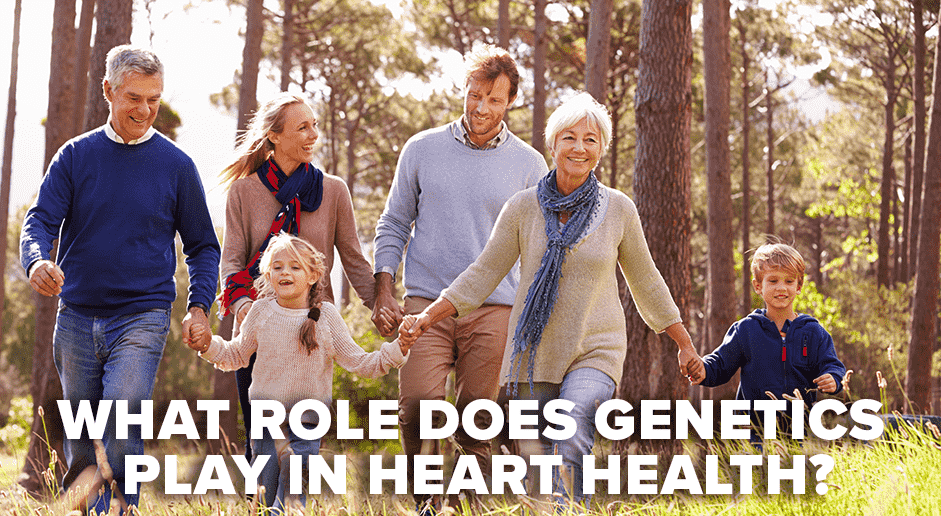 What Role Does Genetics Play in Heart Health?
