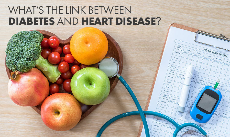 What's the Link between Diabetes and Heart Disease?