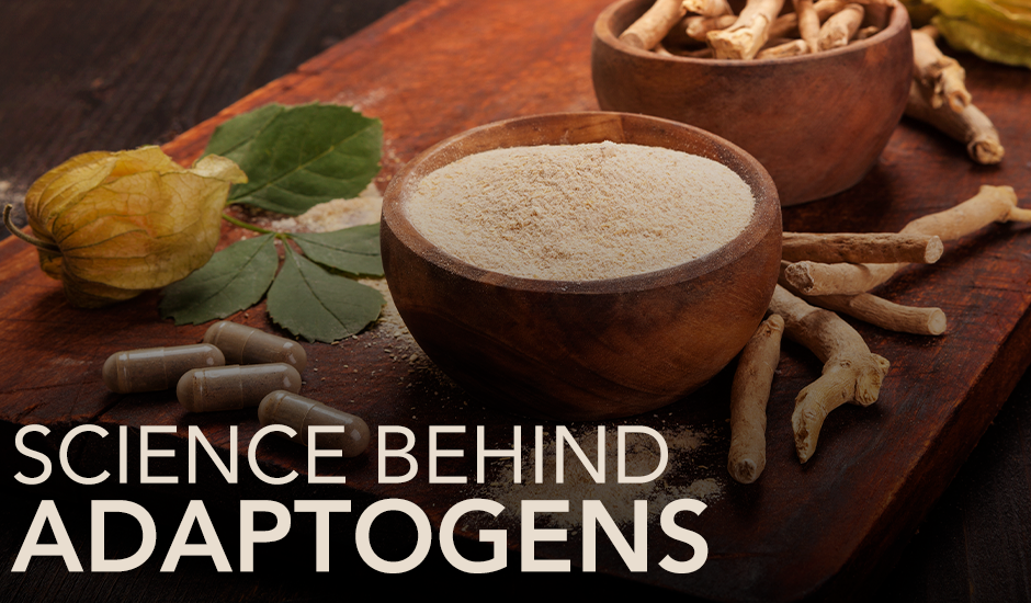 The Science Behind Adaptogens