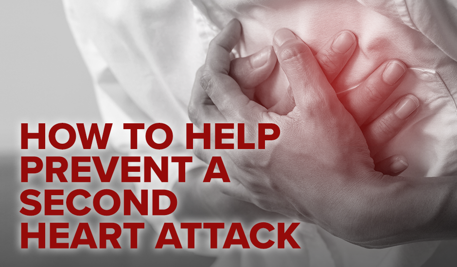 How to Prevent a Second Heart Attack
