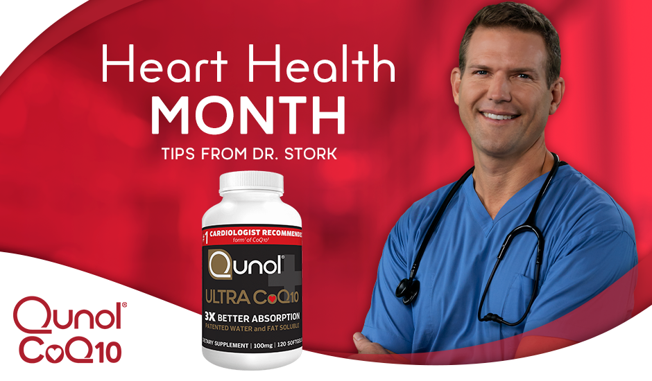 Dr. Travis Stork's 4 Heart Health Tips