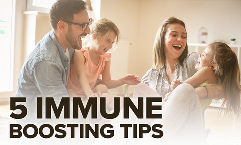 5 Immune Boosting Tips