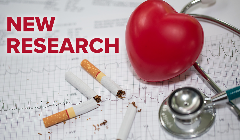 Quitting Smoking Associated with Lower Risk of Cardiovascular Disease