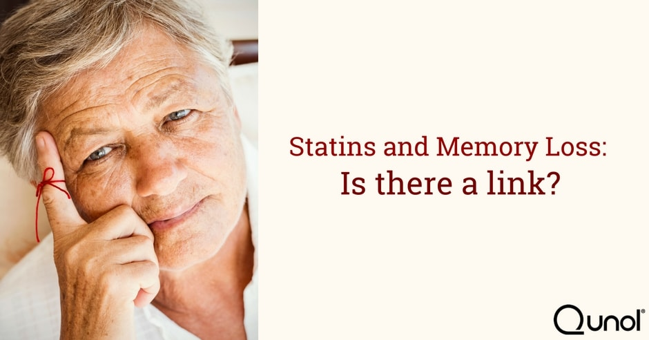Statins And Memory Loss: Is there a link?