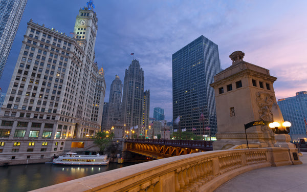 Local's Choice:  Take a Stroll across Chicago's Michigan Ave Bridge & Then Down to the Esplanade