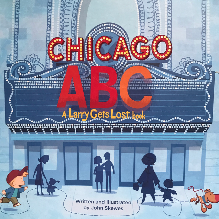 Chicago ABC Story Book