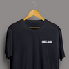 Classic Black Chicago T-shirt - Women's