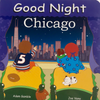 Good Night Chicago Story Book