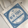 Vintage New York City Tote Bag