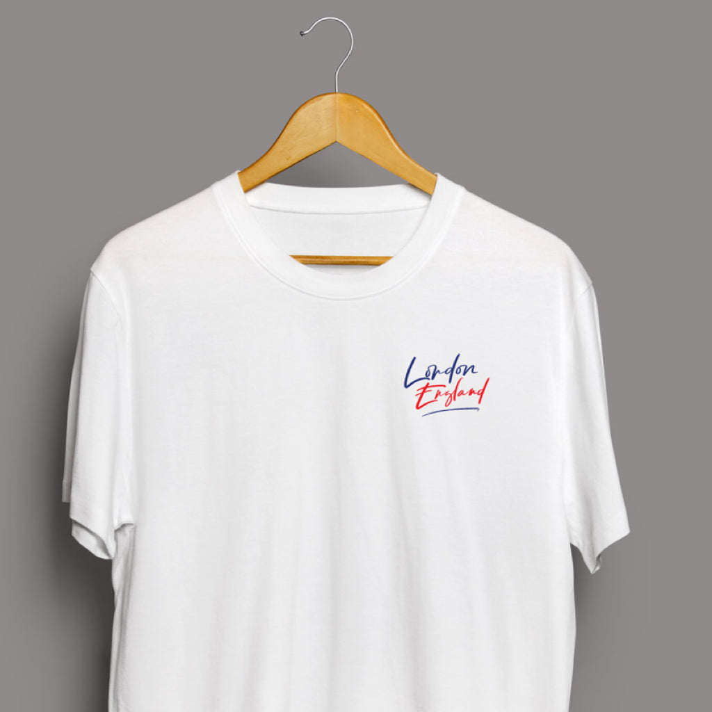 London T-Shirt - For Him or Her