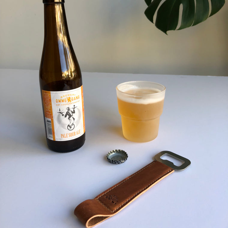 Leather Bottle Opener