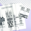 Historic London Tea Towels - Set of 2