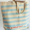"Chicago is ""My Kind of Town"" Beach Tote"