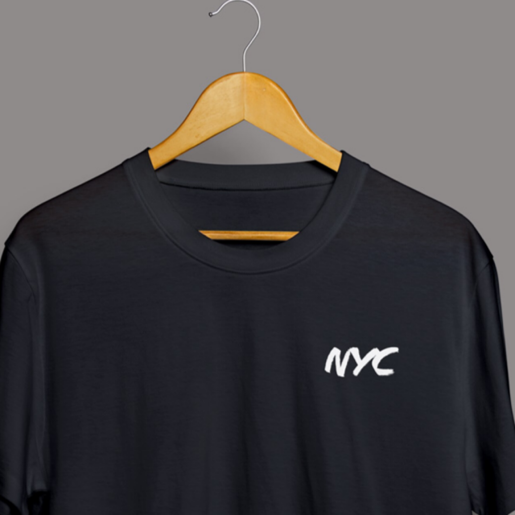 Classic Black New York City T-Shirt