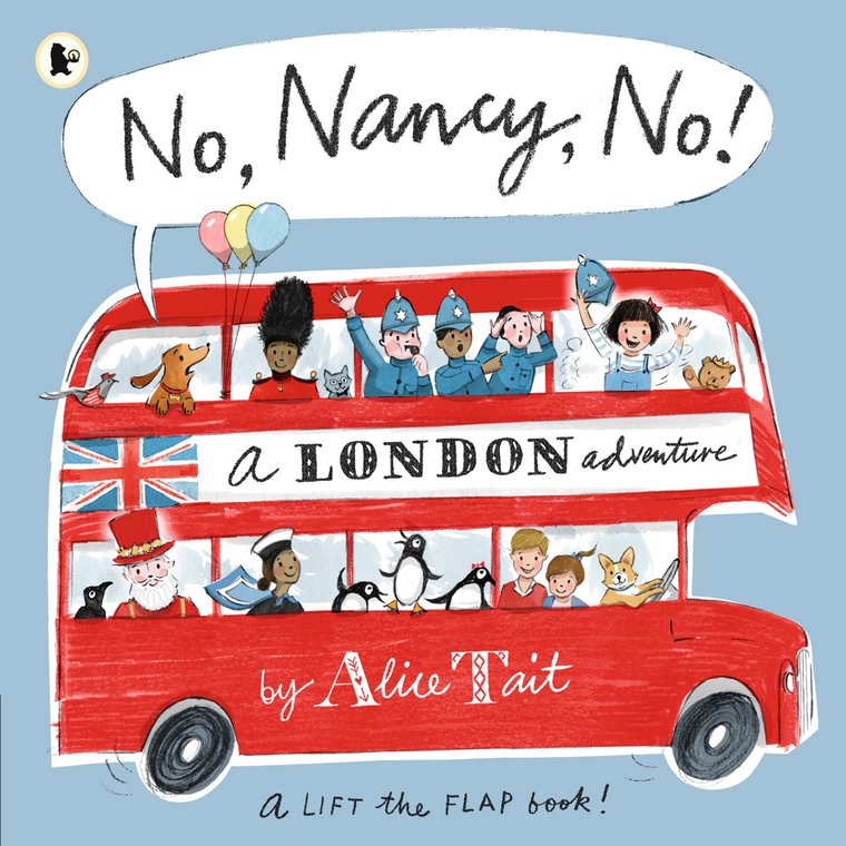 """No, Nancy, No"" Story Book"